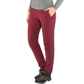 Salewa Agner Light DST Engineer - Pantalones Mujer - rojo